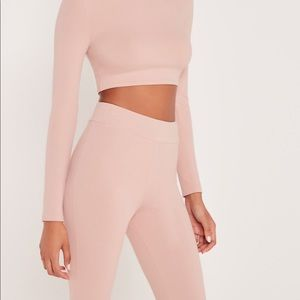 Carli Bybel Missguided Leggings NWT